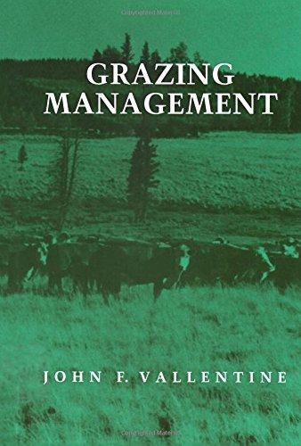 9780127100005: Grazing Management