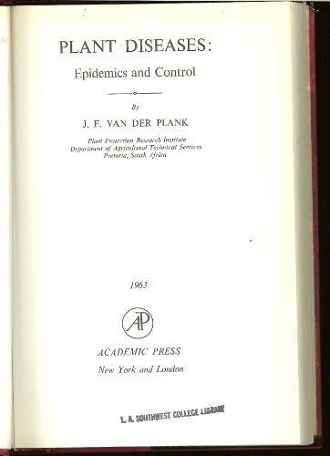 9780127114507: Vanderplank Plant Diseses