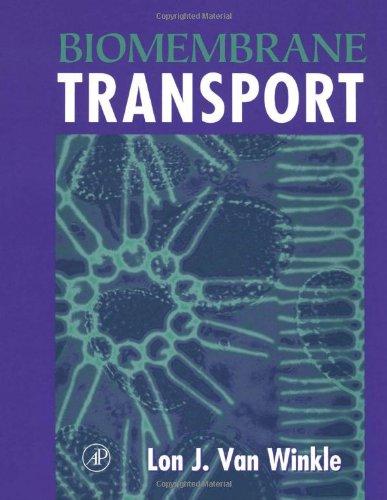 9780127145105: Biomembrane Transport