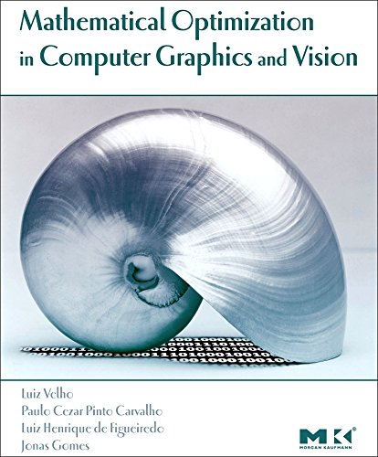 9780127159515: Mathematical Optimization in Computer Graphics and Vision (The Morgan Kaufmann Series in Computer Graphics)
