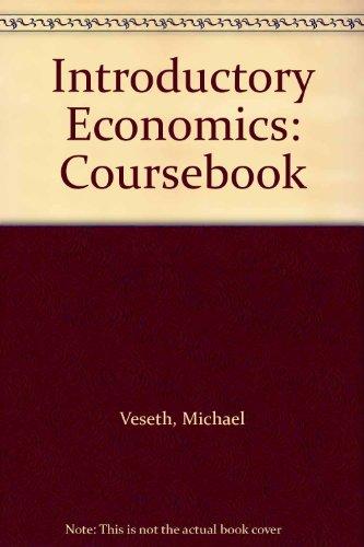 9780127195698: Introductory Economics: Coursebook