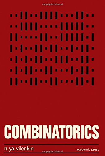9780127219400: Combinatorics