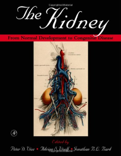 9780127224411: The Kidney: From Normal Development to Congenital Disease