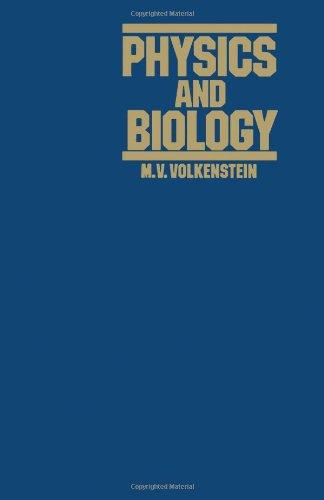 9780127231402: Physics and Biology