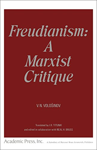 9780127232508: Freudianism: A Marxist Critique (English and Russian Edition)