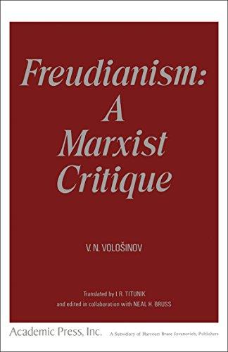 9780127232508: Freudianism: A Marxist Critique