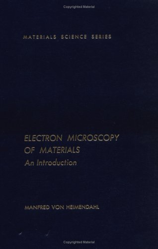 9780127251509: Electron Microscopy of Materials: An Introduction (Materials science and technology)