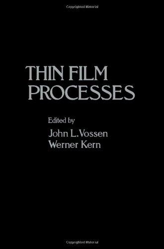 9780127282503: Thin Film Processes
