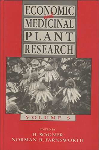 9780127300665: 005: Economic and Medicinal Plant Research