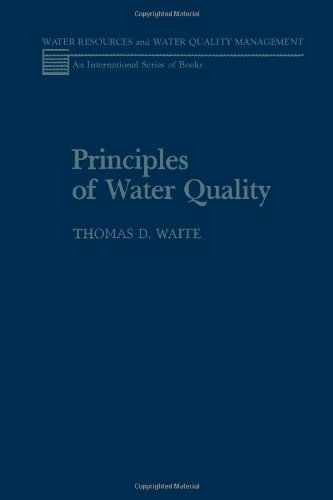 9780127308609: Principles of Water Quality (Water resources and water quality management)