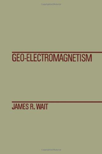 9780127308807: Geo-electromagnetism