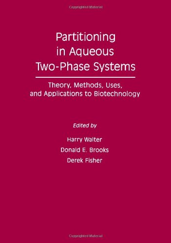 9780127338613: Partitioning in Aqueous Two-Phase Systems: Theory, Methods, Uses and Applications to Biotechnology