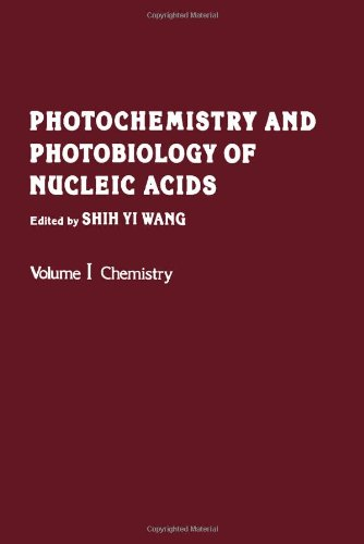 9780127346014: Photochemistry and Photobiology of Nucleic Acids, Vol. 1: Chemistry