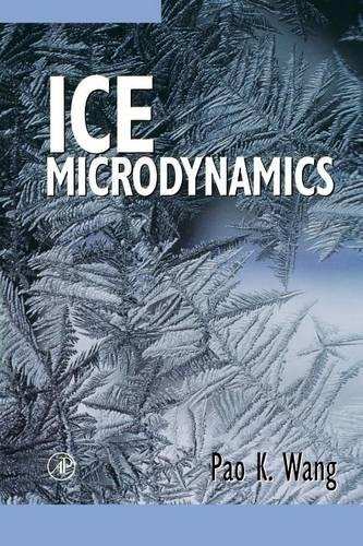 9780127346038: Ice Microdynamics (Developments in Quaternary Science)