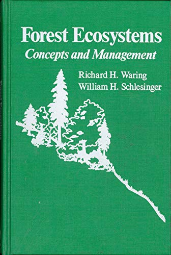 9780127354408: Forest Ecosystems: Concepts and Management