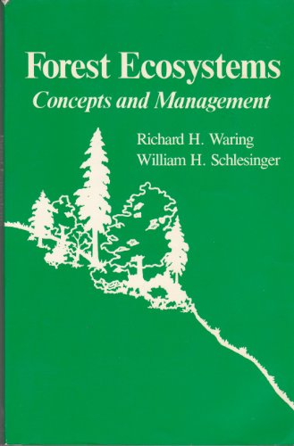 9780127354415: Forest Ecosystems: Concepts and Management