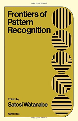 9780127371405: Frontiers of Pattern Recognition