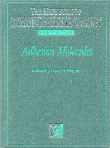 9780127414409: Adhesion Molecules (Handbook of Immunopharmacology)
