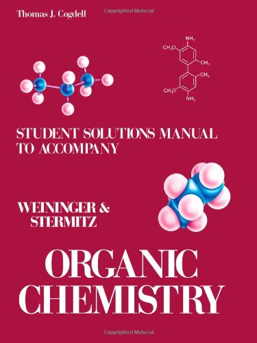 9780127423623: Organic Chemistry: Organic Chemistry by Weininger and Stermitz