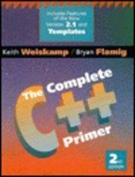 9780127426884: The Complete C++ Primer