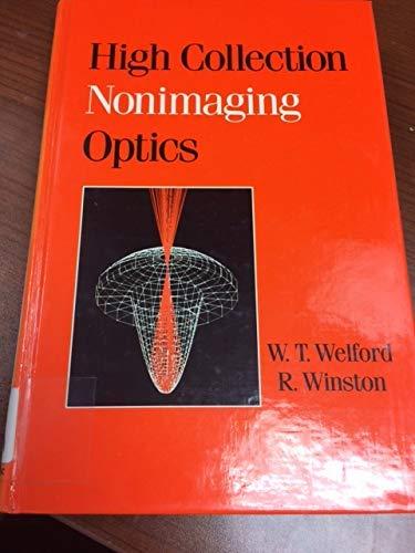 9780127428857: High Collection Nonimaging Optics