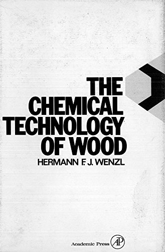 The Chemical Technology of Wood (English and German Edition): Wenzl, Herman F. J.