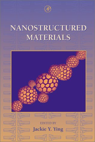 9780127444512: Nanostructured Materials, Volume 27 (Advances in Chemical Engineering)