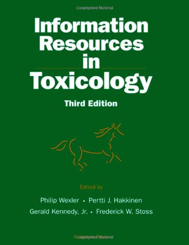 9780127447704: Information Resources in Toxicology, Third Edition