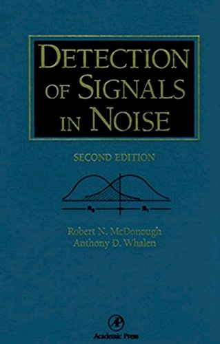 9780127448527: Detection of Signals in Noise, Second Edition