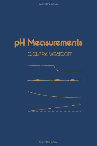 9780127451503: Ph Measurements