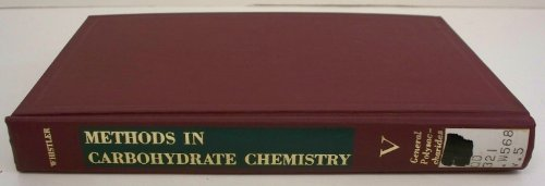 9780127462059: Methods in Carbohydrate Chemistry: General Polysaccharides