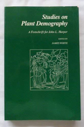 9780127466316: Studies on Plant Demography: A Festschrift for John L. Harper