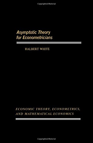 9780127466507: Asymptotic Theory for Econometricians