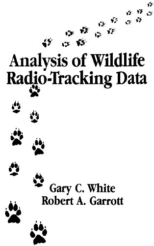 9780127467252: Analysis of Wildlife Radio-Tracking Data