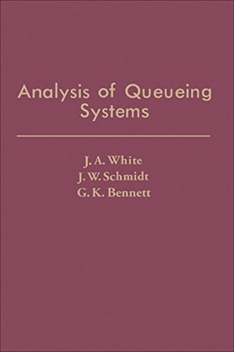 9780127469508: Analysis of Queueing Theory (Operations research and industrial engineering)