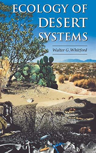 9780127472614: Ecology of Desert Systems