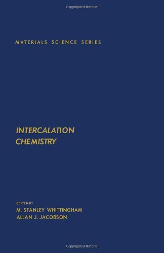 9780127473802: Intercalation Chemistry (Materials science and technology)