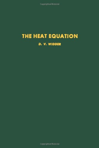 9780127485409: The Heat Equation (Pure and Applied Mathematics)