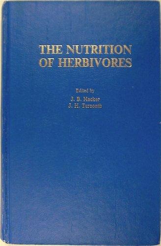 9780127500522: Nutrition of Herbivores