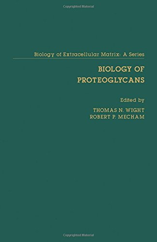 9780127506500: Biology of Proteoglycans (Biology of Extracellular Matrix)