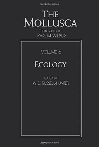 9780127514062: Mollusca: Ecology (Mollusca, Volume 6)