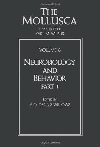 9780127514086: The Mollusca: Neurobiology and Behavior, Part 1 (Volume 8)