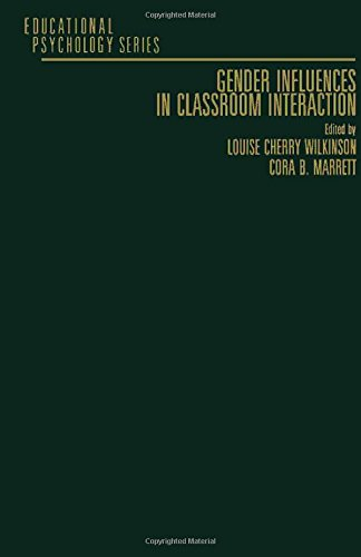 9780127520759: Gender Influences in Classroom Interaction (Educational Psychology Series)