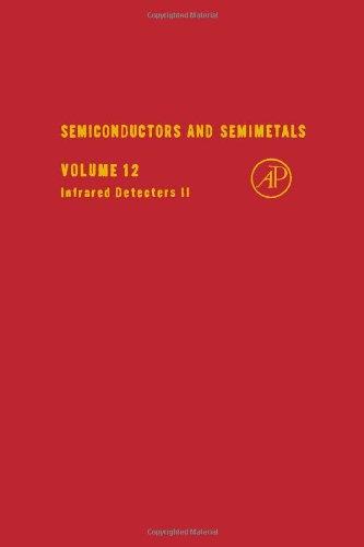 9780127521121: Semiconductors and Semimetals, Vol. 12: Infrared Detectors II (v. 12)