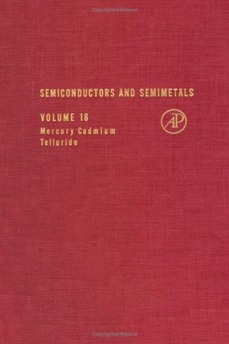 9780127521183: Semiconductors and Semimetals, Vol. 18: Mercury Cadmium Telluride