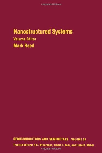 9780127521350: Nanostructured Systems, Volume 35 (Semiconductors and Semimetals)