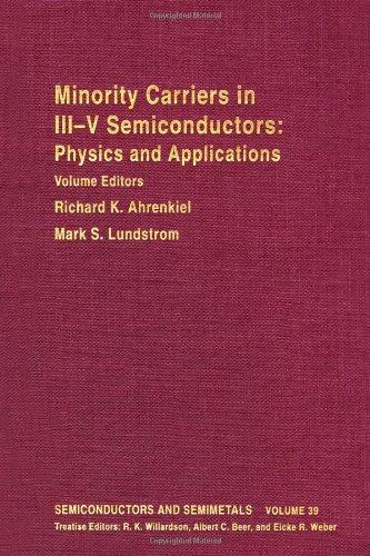 9780127521398: SEMICONDUCTORS & SEMIMETALS V39, Volume 39 (Semiconductors and Semimetals)