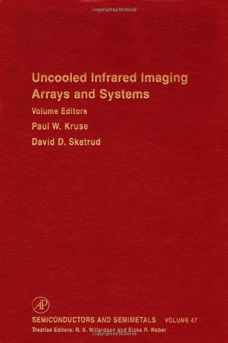 9780127521558: Uncooled Infrared Imaging Arrays and Systems, Volume 47 (Semiconductors & Semimetals)