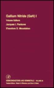 9780127521589: Semiconductors and Semimetals Volume 50: Gallium Nitride (Gan) I