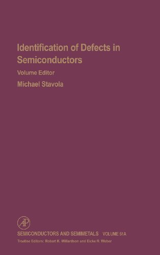 9780127521596: Identification of Defects in Semiconductors, Volume 51A (Semiconductors and Semi-Metals)